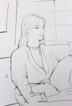 Carolyn Everitt by Jason Brooks