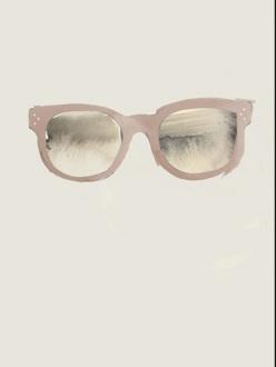 Bernatte Pascule, Celine sunglasses