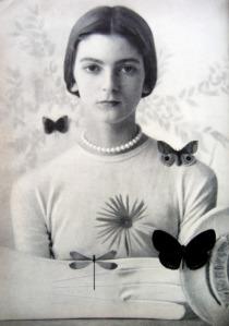 Carmen Dell'Oreficce, Butterflies, 1940s