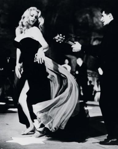 Anita Ekberg, Fellini, La Dolce Vita