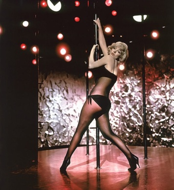 Marilyn Monroe, Lets Make Love, Pole dancing, My heart belongs to Daddy
