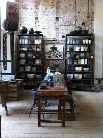 vintage interior, amsterdam, finders keepers