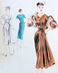 vintage fashion, vogue pattern, sovintagepatterns