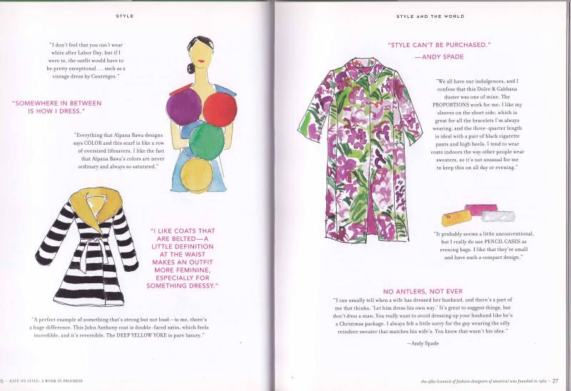 Style, Kate Spade, Books