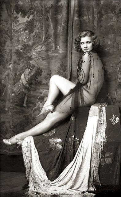 Ziegfield folie, burlesque, erte, vaudeville