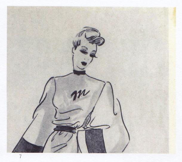 Monogram M Dress