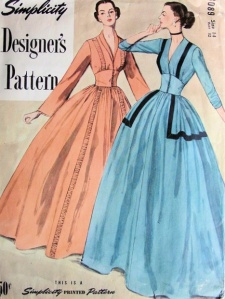 So Vintage Patterns, Housecoat