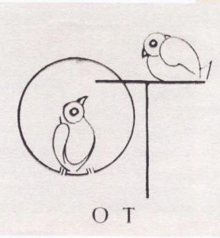 O.T. Monogram