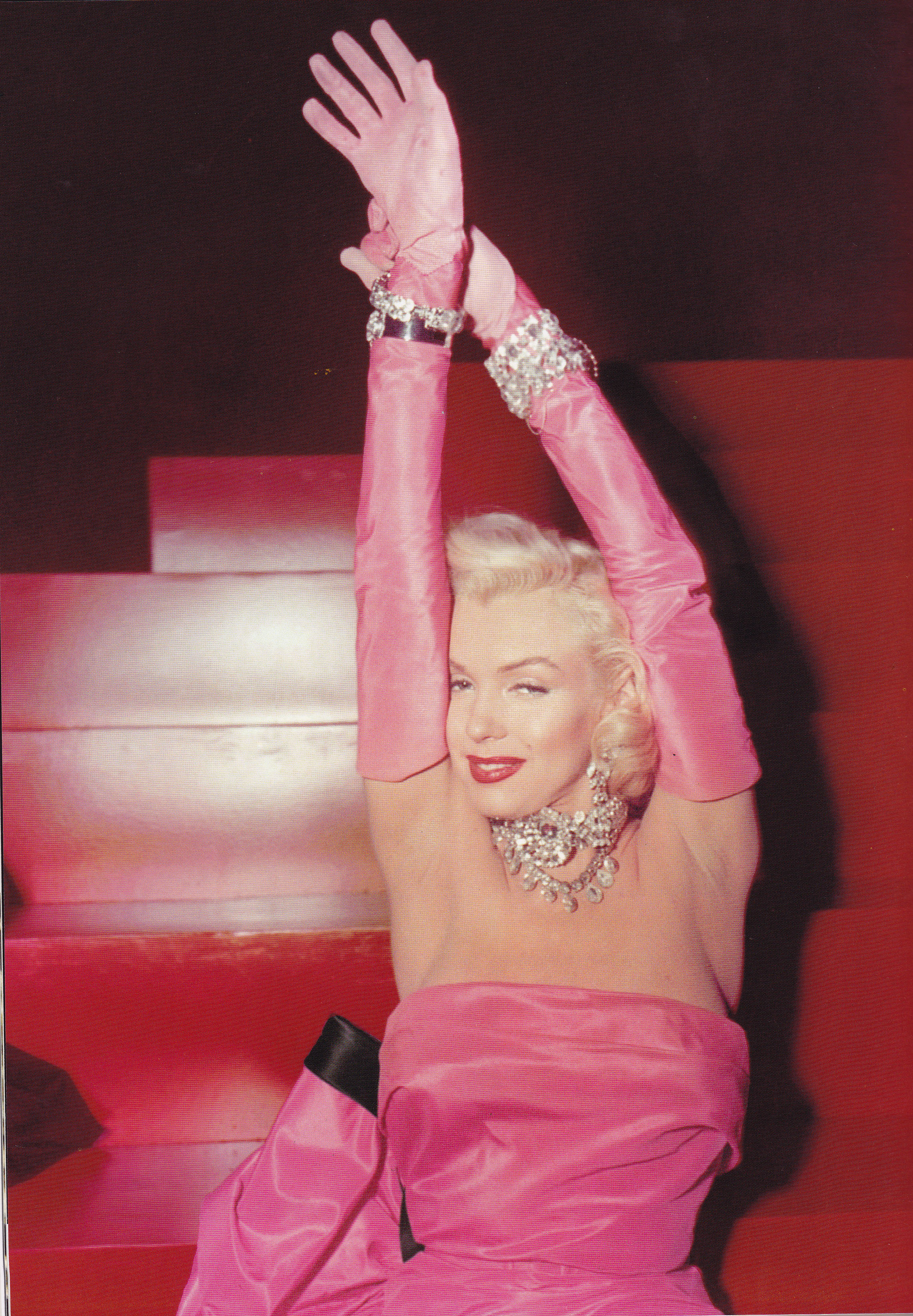 Dresses and Controversy in Gentlemen Prefer Blondes  I Get a Kick ...