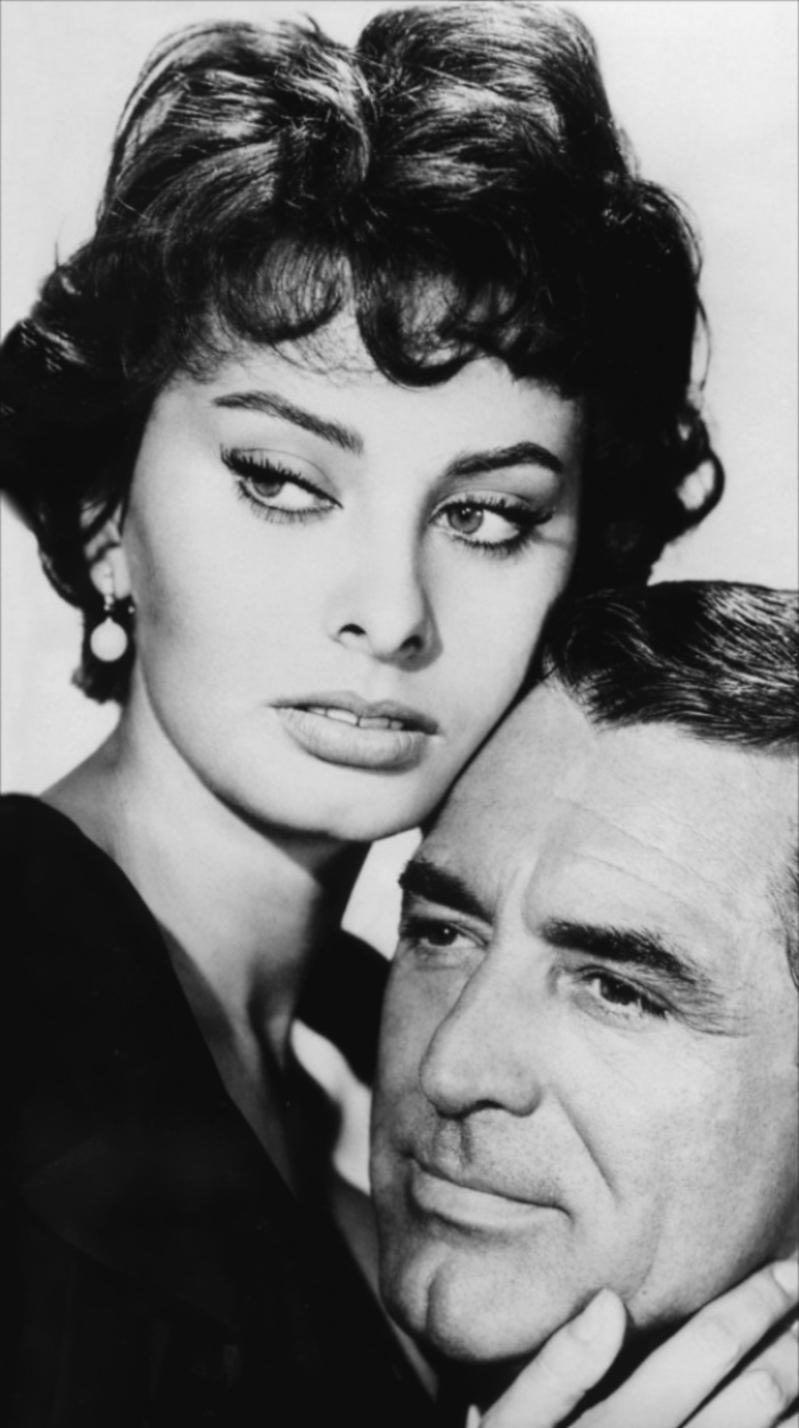 Sophia Loren, Cary Grant, Houseboat
