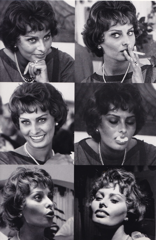 Sophia Loren, Edward Quinn, Dolce & Gabanna