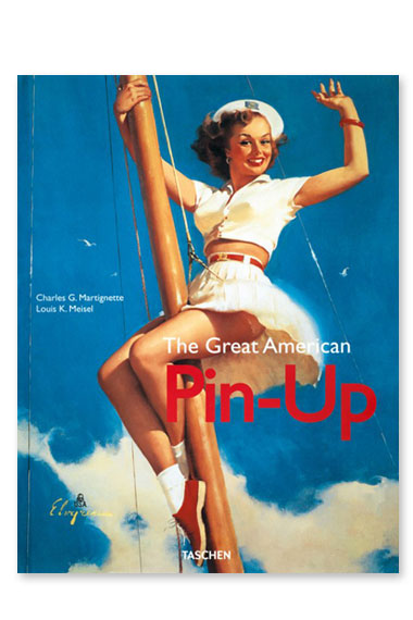 The Great American Pin Up, Taschen