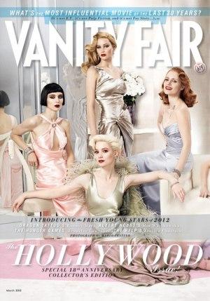 Vanity Fair, March 2012, Sophia Loren