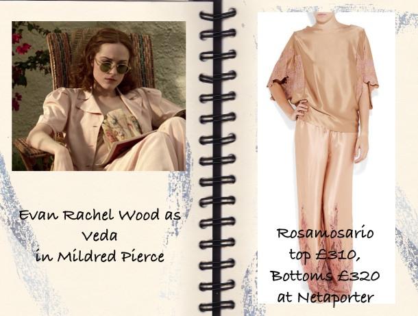 Veda Pierce, Loungewear, Rosamosario, pyjamas