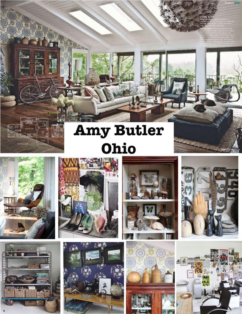 Amy Butler, Ohio, Home style, textile designer