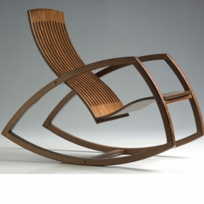 Bodie & Fou gaivota rocking chair, Amy Butler