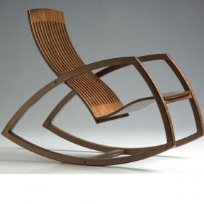 Bodie & Fou gaivota rocking chair, Amy Butler