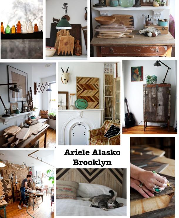 Ariele Alasko, Carpenter, Brooklyn