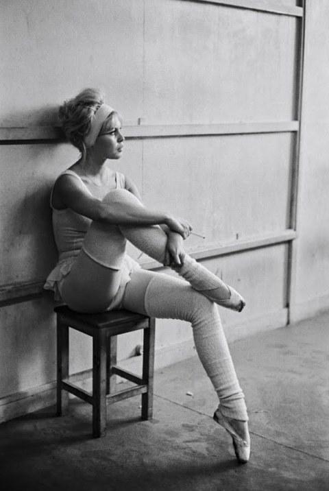 Brigitte Bardot, Ballet dancer