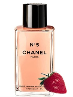 Chanel No 5, Body Oil