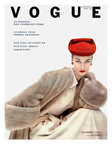 Clifford Coffin, Vogue cover