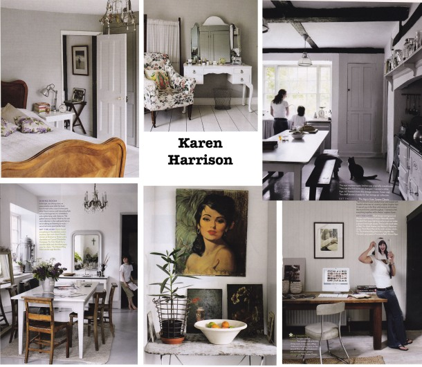 Karen Harrison, Sussex, Home style, rustic