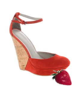 Kurt Geiger, Red shoe, ASOS