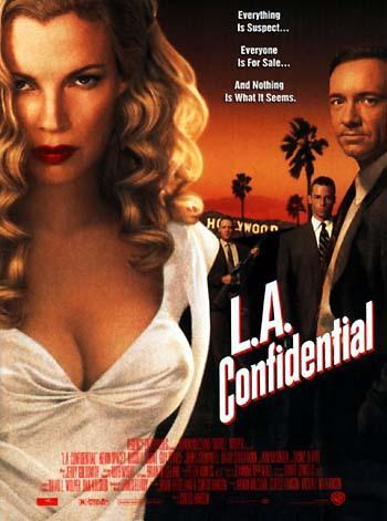 LA Confidential Poster, Kim Basinger, Veronica Lake