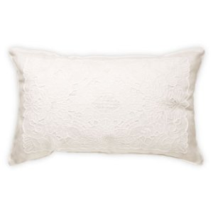 Lace cushion, Zara Home, Emma Cassi