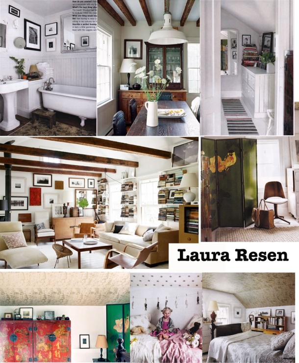 Laura Resen, Photographer, Home style