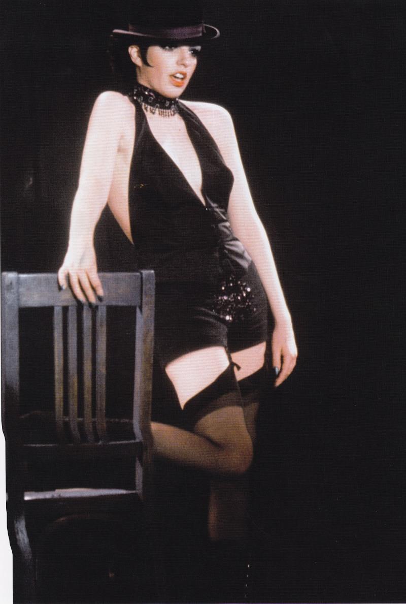 Liza Minelli, Cabaret