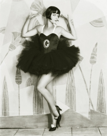 Louise Brooks, Tutu