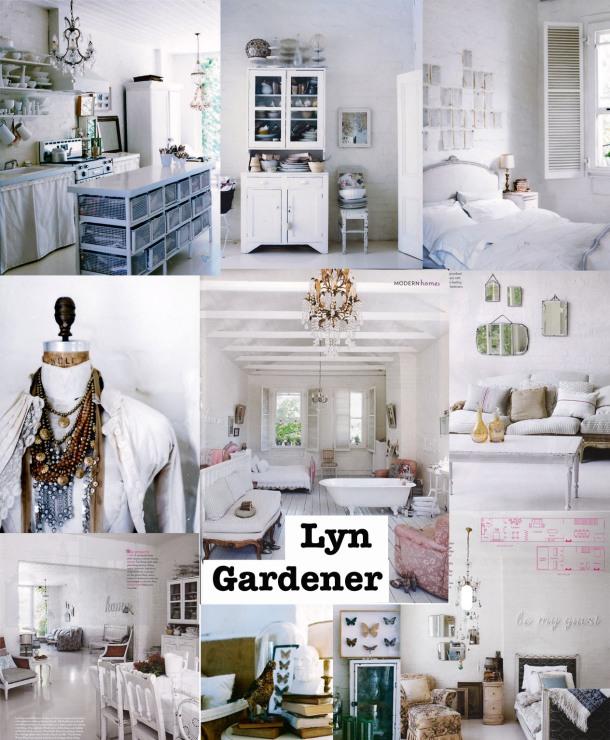 Lyn Gardener, Melbourne, Vintage style, rustic