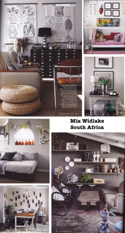 Mia Widlake, South Africa, Lifestyle Lust