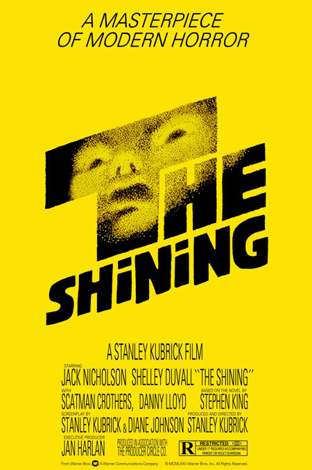 Saul Bass, The Shining