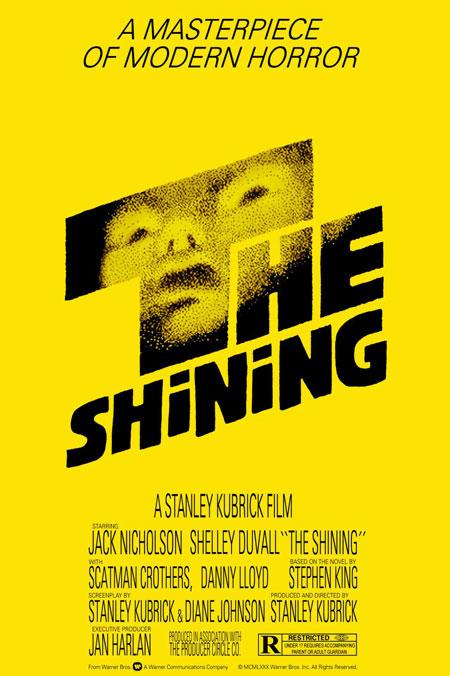 Saul Bass, The Shining