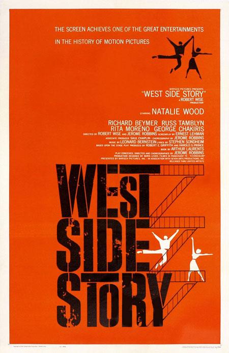 Saul Bass, West Side Story