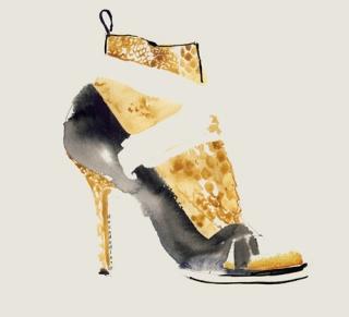 Bernadette Pascua, Decade Diary, Shoe