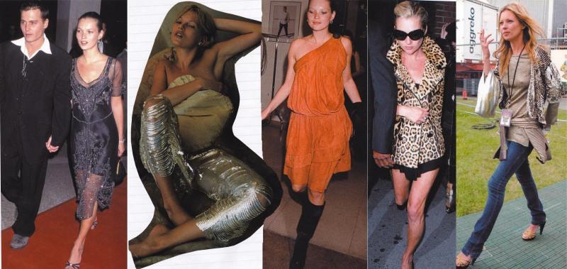 Kate Moss, Vintage