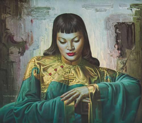 Tretchikoff, Lady of the Orient