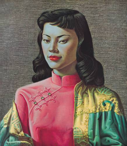 Miss Wong, Tretchikoff