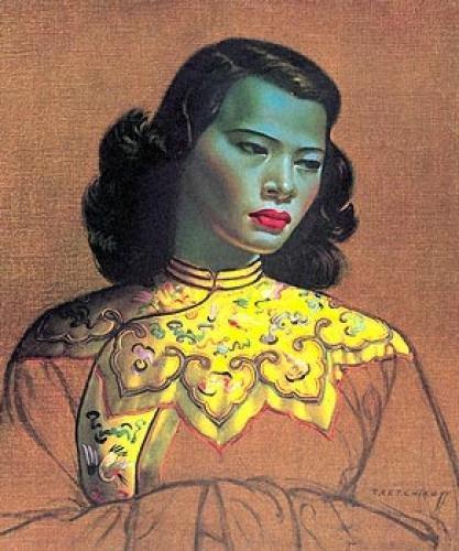Tretchikoff, Chinese Lady