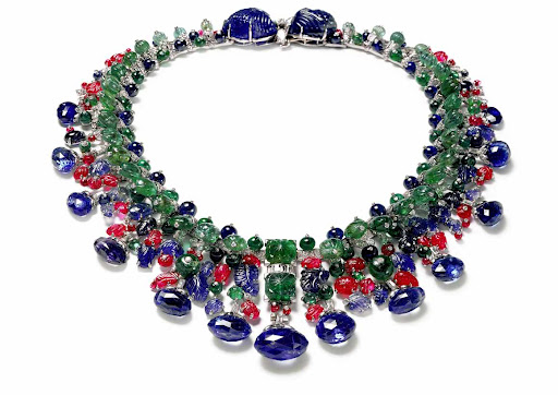 Tutti Frutti necklace, Cartier, Daisy Fellowes