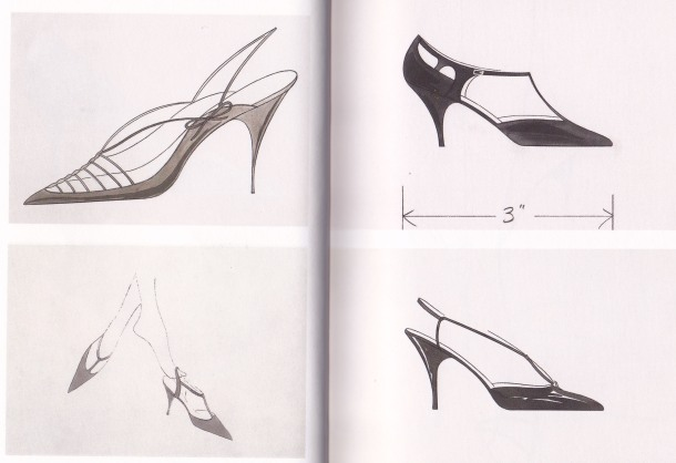 Andy Warhol, Shoe Illustration