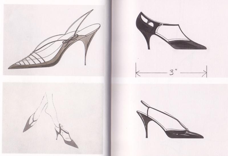 Andy Warhol, Shoe Illustration