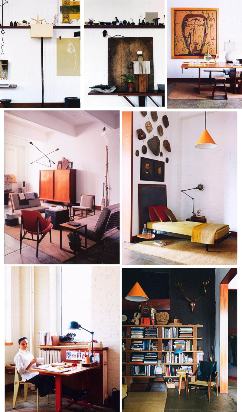 Anita Calero, Loft, Apartment, New York, Elle Decoration, Jonny Valiant