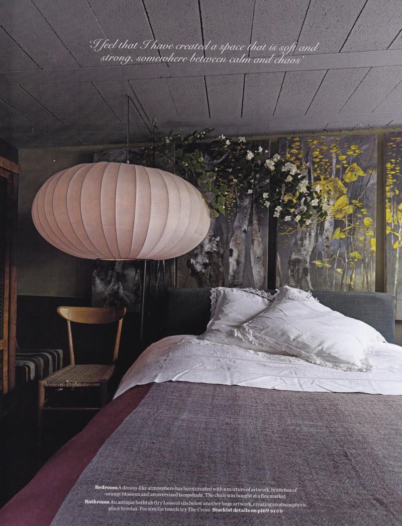 Clare Basler, Flower Portraits, paris workshop, bedroom