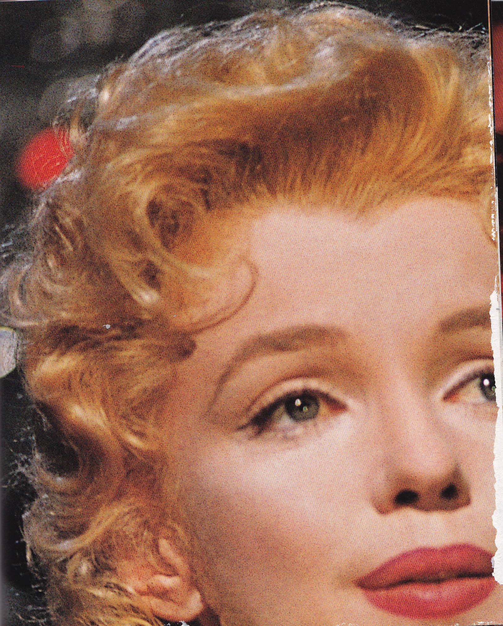 Marilyn Monroe Eye Makeup You - Mugeek Vidalondon