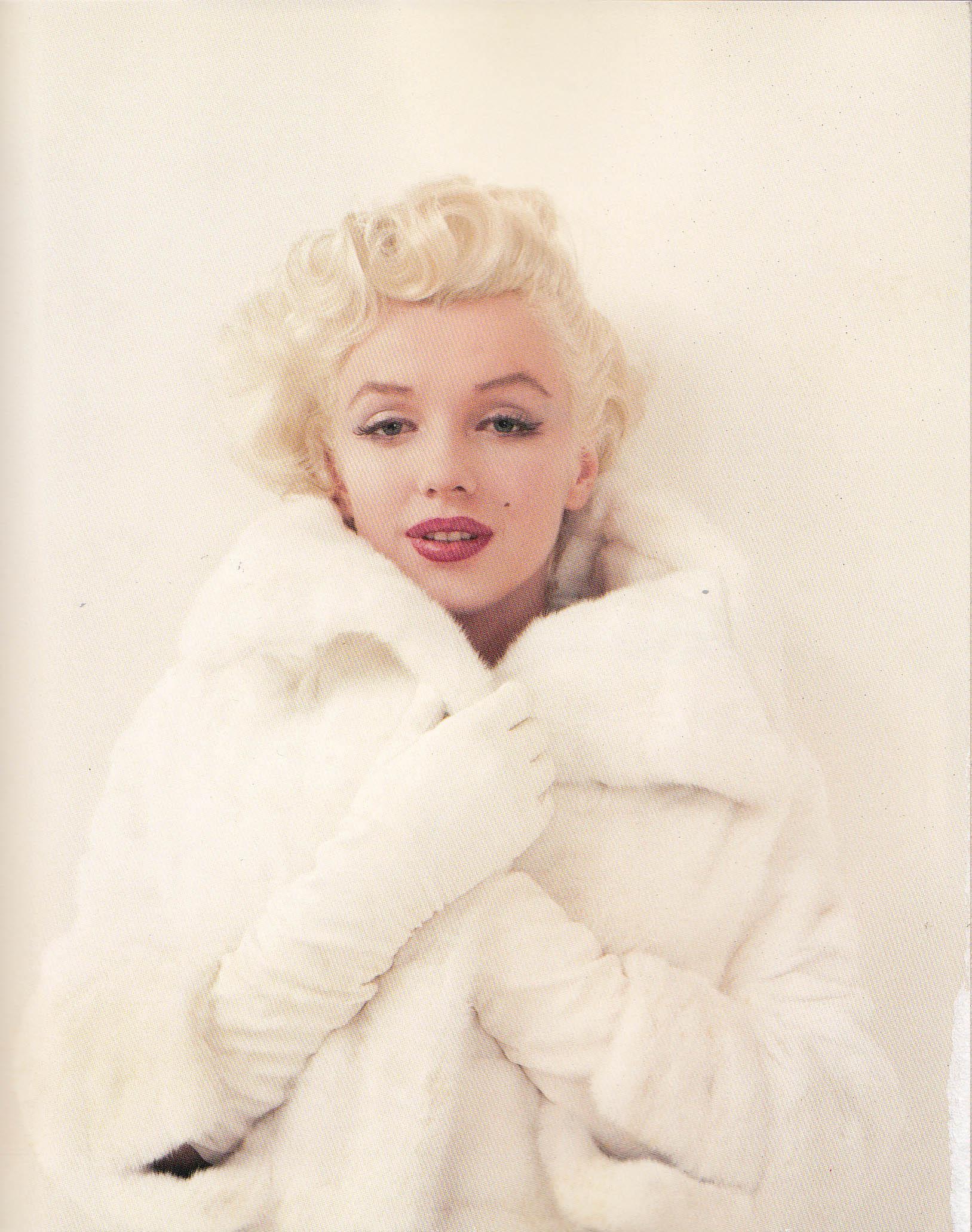 Marilyn Monroe Living Room Decor: Marilyn's Makeup Secrets – Part 2 The Tips