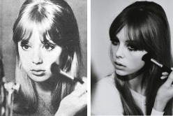 Edie Campbell, Patti Boyd, 60's makeup, Lisa Eldridge. lula Magazine
